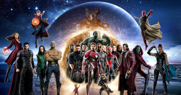 amc's infinity war movie marathon lineup and details confirmed - writink
